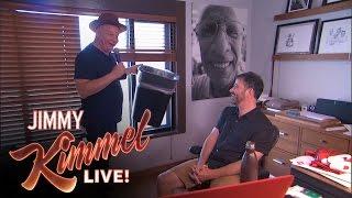 Jeff Ross Roasts Kimmel Staffers