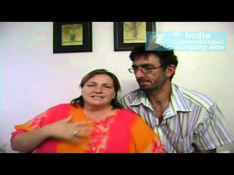 South African Citizen Visited India to Get Laparoscopic Gastric Bypass Surgery in India