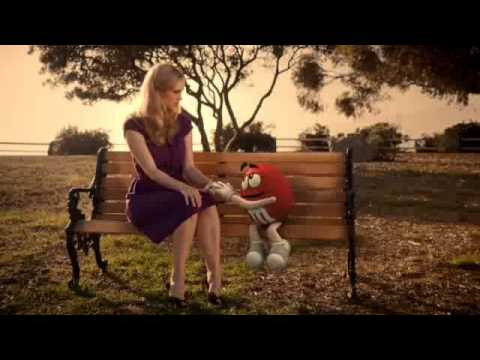 My M&M'S® Custom Valentines Day Gift Commercial - I Love You Red :30 sec