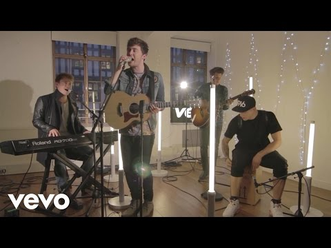 Rixton - Me and My Broken Heart - Vevo dscvr (Live)