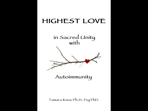 New Bestseller: Highest Love by Tamara Lynn Knox PhD PsyThD