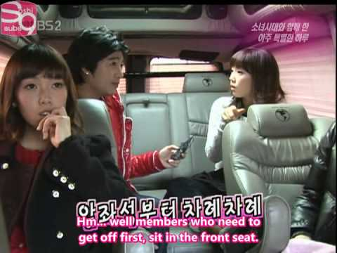 [090131] A day with SNSD (en)
