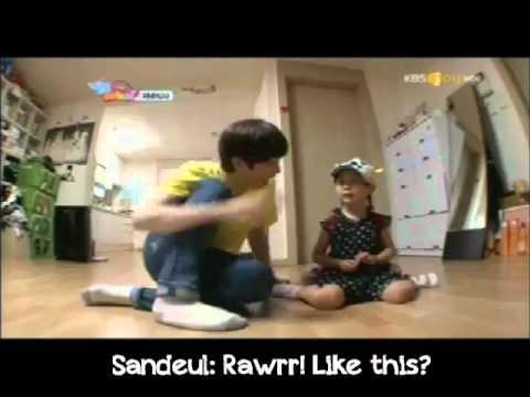 Hello Baby B1A4 - Episode 1 Cuts English Sub