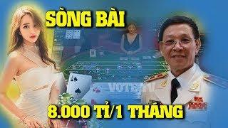 Thâm nhập cơ sỏ cờ bạc ngàn tỉ trá hình của trung tướng Phan Văn Vĩnh