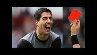 Top 20 chiếc thẻ đỏ hài hước nhất trong bóng đá