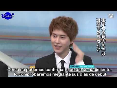Super Junior - Mnet Wide Sexy, Free & Single {Sub Español}