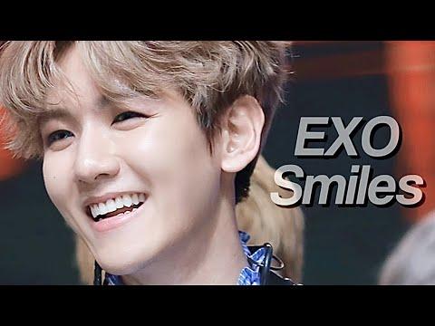 EXO Smile Ranking 2016