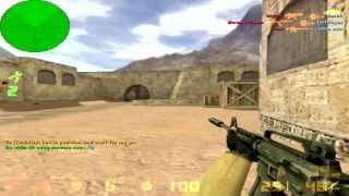 Counter Strike 1.6 Ep.1 [Srpski Gameplay]