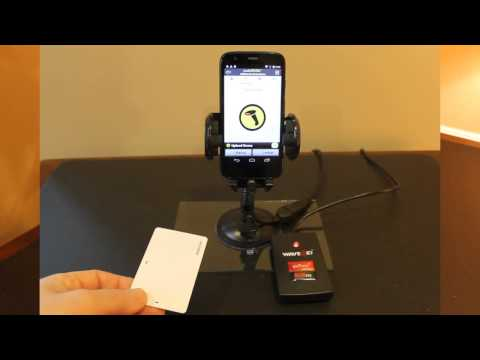 Self Scanning Options for QR Codes and RFID/NFC cards, FOBs and wristbands