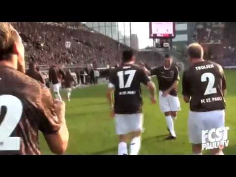 fcstpauli.tv: Fabian Bolls Treffer beim Abschiedsspiel | ELBKICK.TV