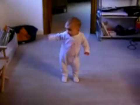 Bébé danse
