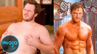 Another Top 10 Actor Body Transformations