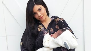 Kylie Jenner Finally Reveals Baby Stormi | Hollywoodlife