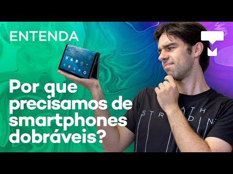Entenda: por que precisamos de smartphones dobráveis? – TecMundo
