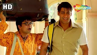 Comedy Scene from Mujhse Shaadi Karogi - Salman Khan, Akshay Kumar, Priyanka - Bollywood Hit Film