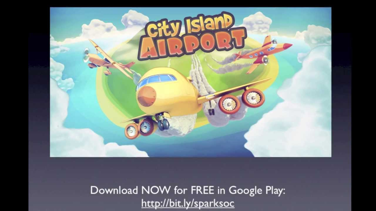 เล่น City Island: Airport on pc 2