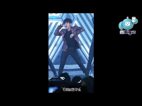 [Music Core K-pop Vertical fancam] EXO Monster BAEKHYUN