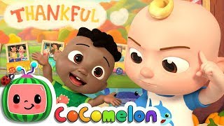 Thank You Song - School | CoCoMelon Nursery Rhymes & Kids Songs