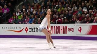 2013   Worlds   Ladies   LP   Mao Asada   Swan lake