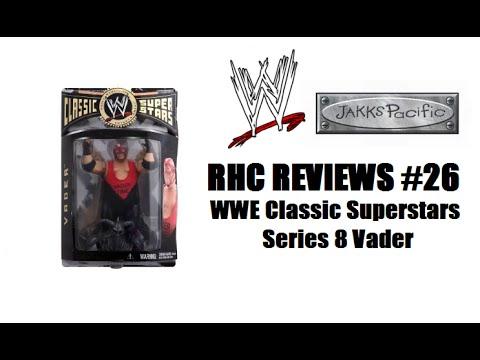 RHC Reviews #26 - WWE Classic Superstars Series 8 Vader