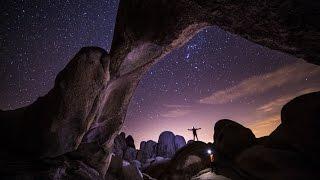 Star Photography in Joshua Tree National Park