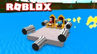 ROCKET SCIENCE w/ RadioJH Games! | Build a Boat For Treasure! MicroGuardian