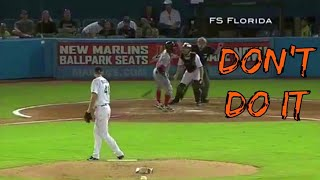 When Charging The Mound Backfires (part 2)