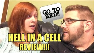 Grim's WWE HELL IN A CELL 2014 PPV Review! Results! Thoughts! Analysis!