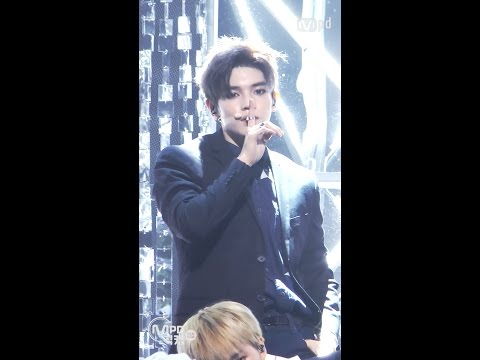 [MPD직캠] 엔씨티 태용 직캠 Sorry Sorry NCT TaeYong Fancam @엠카운트다운_160818