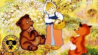 Мультфильм на музыку Мусоргского — Избушка на курьих ножках