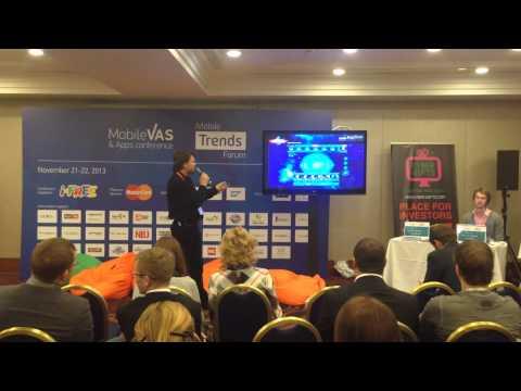 Блиц презентация проекта Astro Lords на VAS Forum