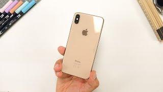 Apple iPhone XS Max (GOLD): Unboxing & erster Eindruck | deutsch