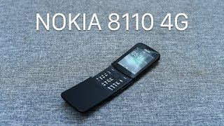 Mở hộp Nokia 8110 4G: điện thoại cơ bản với hệ điều hành thông minh sẽ thế nào?
