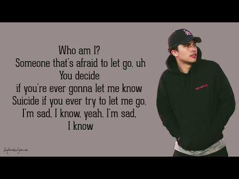 Alex Aiono - OTW, SAD! , and We Belong Together (Lyrics)
