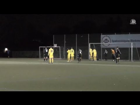 SV Blankenese - HSV Barmbek-Uhlenhorst (ODDSET-Pokal, Achtelfinale) - Spielszenen | ELBKICK.TV