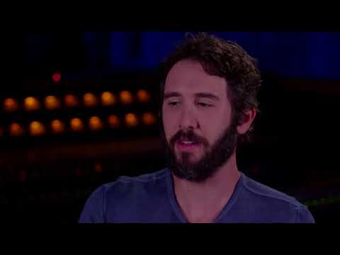 Josh Groban - Christmas Time Is Here (Behind The Scenes Of Recording The Song)