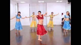 Học múa Ấn độ Bollywood với giáo viên nước ngoài Daila