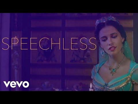 Naomi Scott - Speechless (From