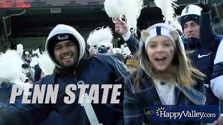 We Are: Penn State-Wisconsin (2018)