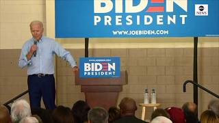 "Joe Biden: ""First thing I'd do is repeal those Trump tax cuts."""