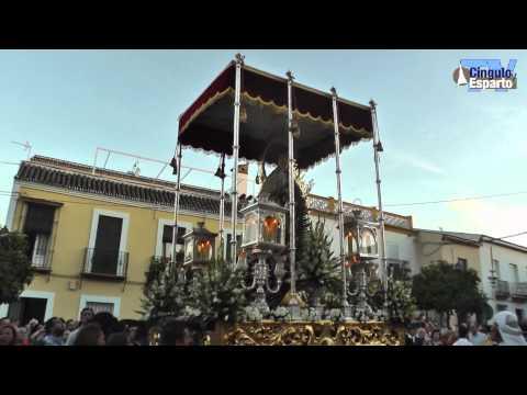 Procesión del Corpus Christi de Salteras