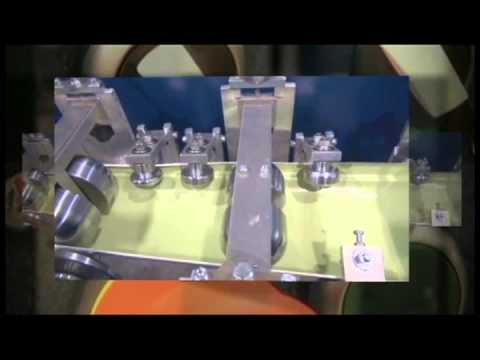 Half Round Portable Seamless Gutter Machine from The Bradbury Group