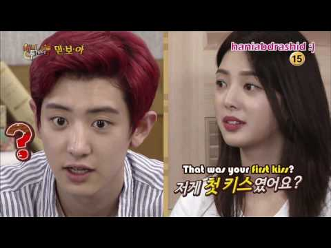 [ENG]160707 Happy Together - EXO First Kiss Cut