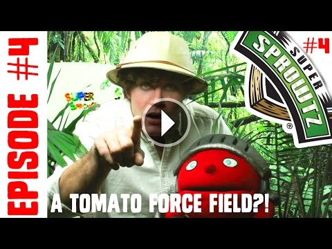 "Episode #4 - ""A Tomato Force Field?!"""