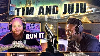 RUNNING GAMES WITH JUJU SMITH-SCHUSTER! - Call of Duty Modern Warfare