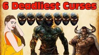 6 Deadliest Curses on Raavan That You didn't Know | Secrets of Ramayan