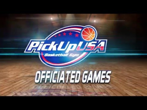 PickUp USA is a true basketball paradise. We take the traditional pickup basketball experience to the next level by adding two refs, timing the games at 10 minutes each, and letting the rotation run all day, every day!