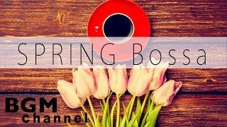 SPRING Bossa Cafe Music - Relaxing Jazz Music - Unwind Music - Background Music