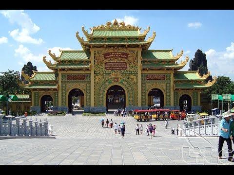 Vườn thú Đại Nam Lạc cảnh - Zoo Lac scene  Dai Nam Vietnam