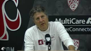 Mike Leach Press Conference Sept. 3